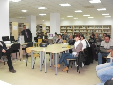 Training baze de date EBSCO, 10.11.2011 - Universitatea din Suceava