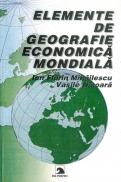 Elemente de geografie economica mondiala