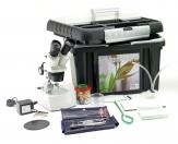 Kit stereomicroscop FLM-1