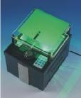 Set experimental bazin cu vibrator, stroboscop si cu sursa LED  pentru studiul   undelor de suprafata 11260-99