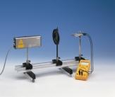 Stand experimental Legea lui Malus studiul proprietatii luminii laser P2250400