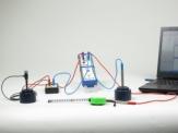 Masurarea vitezei sunetului in aer utilizand interfata Cobra 4 P2153060