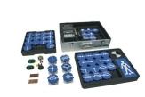 Trusa de electriucitate/electronica sistemul pentru tabla magnetica 15570-88