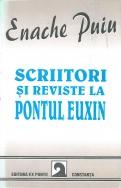 Scriitori si reviste la Pontul Euxin
