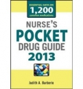 NURSES POCKET DRUG GUIDE 2013