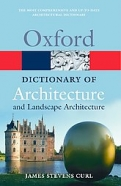 A DICTIONARY OF ARCHITECTURE AND LANDSCAPE ARCHITECTURE  <b>*OFERTA* </b>