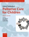 Oxford Textbook of Palliative Care for Children   <b>*OFERTA* </b>