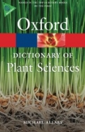 A Dictionary of Plant Sciences  <b>*OFERTA* </b>