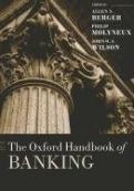 The Oxford Handbook of Banking <b>*OFERTA* </b>