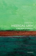 Medical Law .A Very Short Introduction