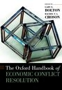 The Oxford Handbook of Economic Conflict Resolution