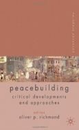 PALGRAVE ADVANCES IN PEACEBUILDING <b>*OFERTA* </b>