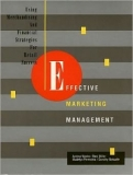 Effective Marketing Management