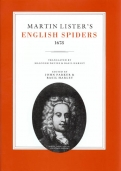 "Martin Lister""s English Spiders, 1678"