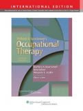 "Willard and Spackman""s Occupational Therapy"