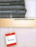 Mathematics for Retail Buying 6th Edition