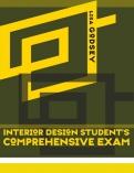 "Interior Design Student""s Comprehensive Exam"