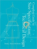 Complete Guide to Size Specification and Technical Design 2nd Edition