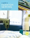 A Guide to Fashion Sewing 5th Edition
