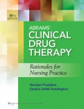 "Abrams"" Clinical Drug Therapy"