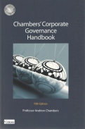 "Chambers"" Corporate Governance Handbook"
