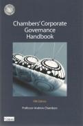 """Chambers"""" Corporate Governance Handbook"""