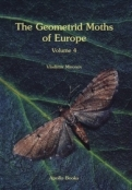 The Geometrid Moths of Europe