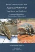Australian Water Bugs. (Hemiptera  Heteroptera, Gerromorpha & Nepomorpha)