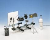 Indicele de refracție al aerului și al CO2 cu interferometrul Michelson P2220700