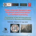 Steps towards  Responsable Research and Innovation in a Global Economy.