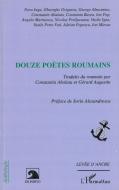 Douze poetes roumains