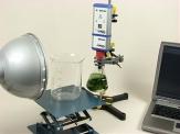Set experimental fotosinteza P8000060