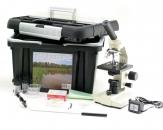 Kit stereomicroscop FLM-2